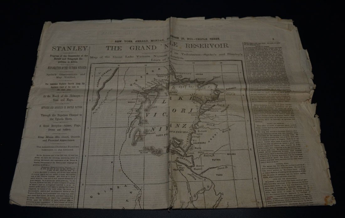 Civil War Lot ( Two Mailbags, News & Paymasters Book) - 3