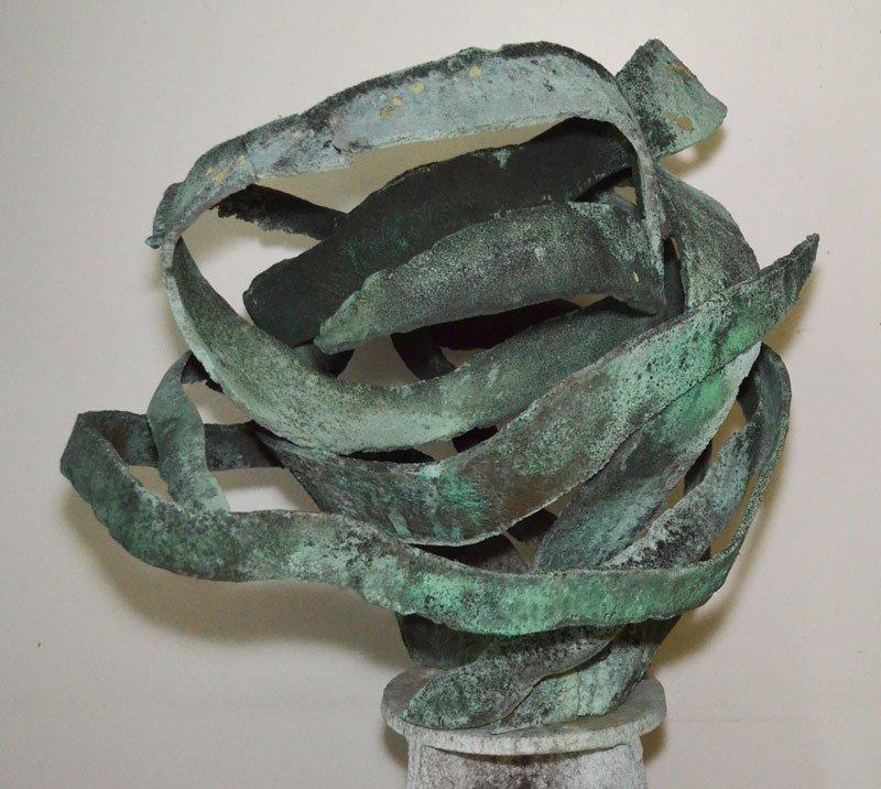 Incredible Large Bronze Outdoor Sculpture - 2