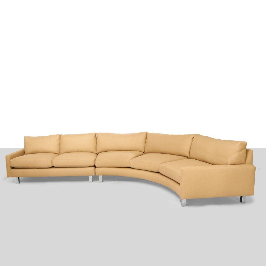 Milo Baughman, Sectional Sofa