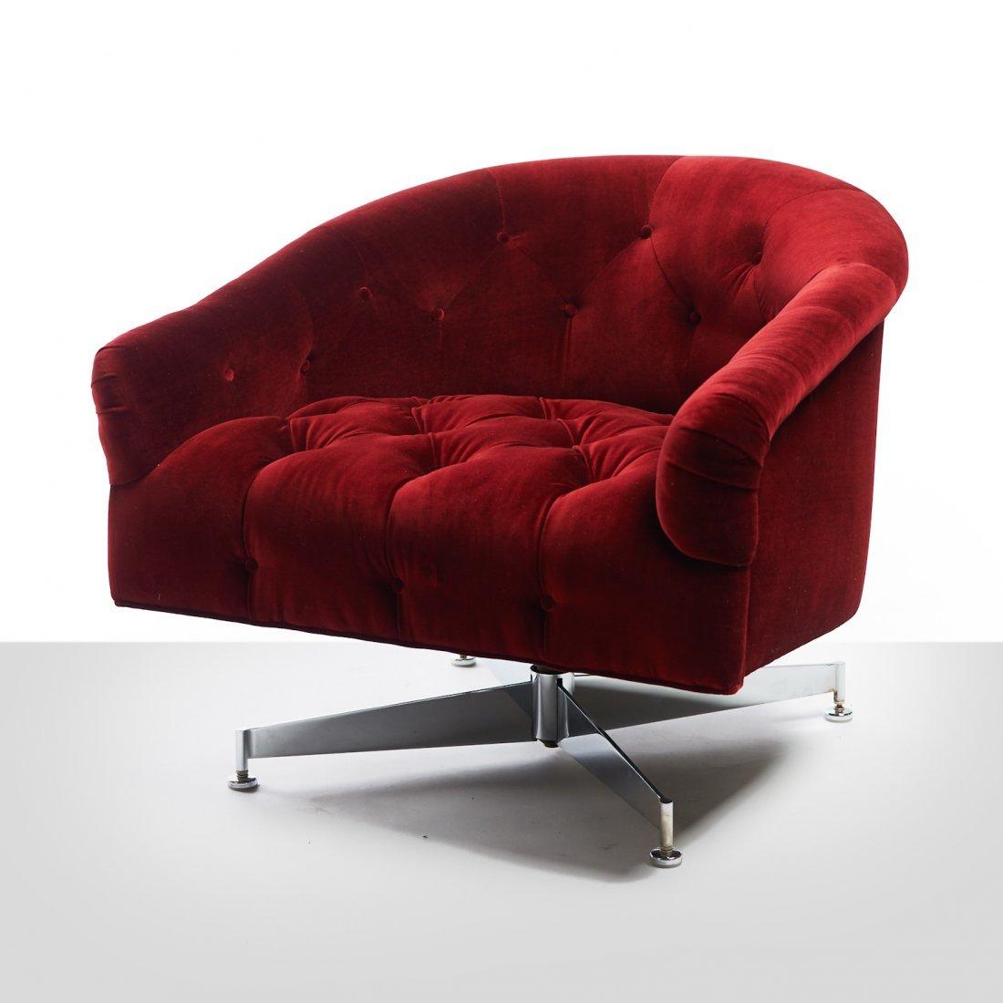 Ward Bennet, Lounge Chair