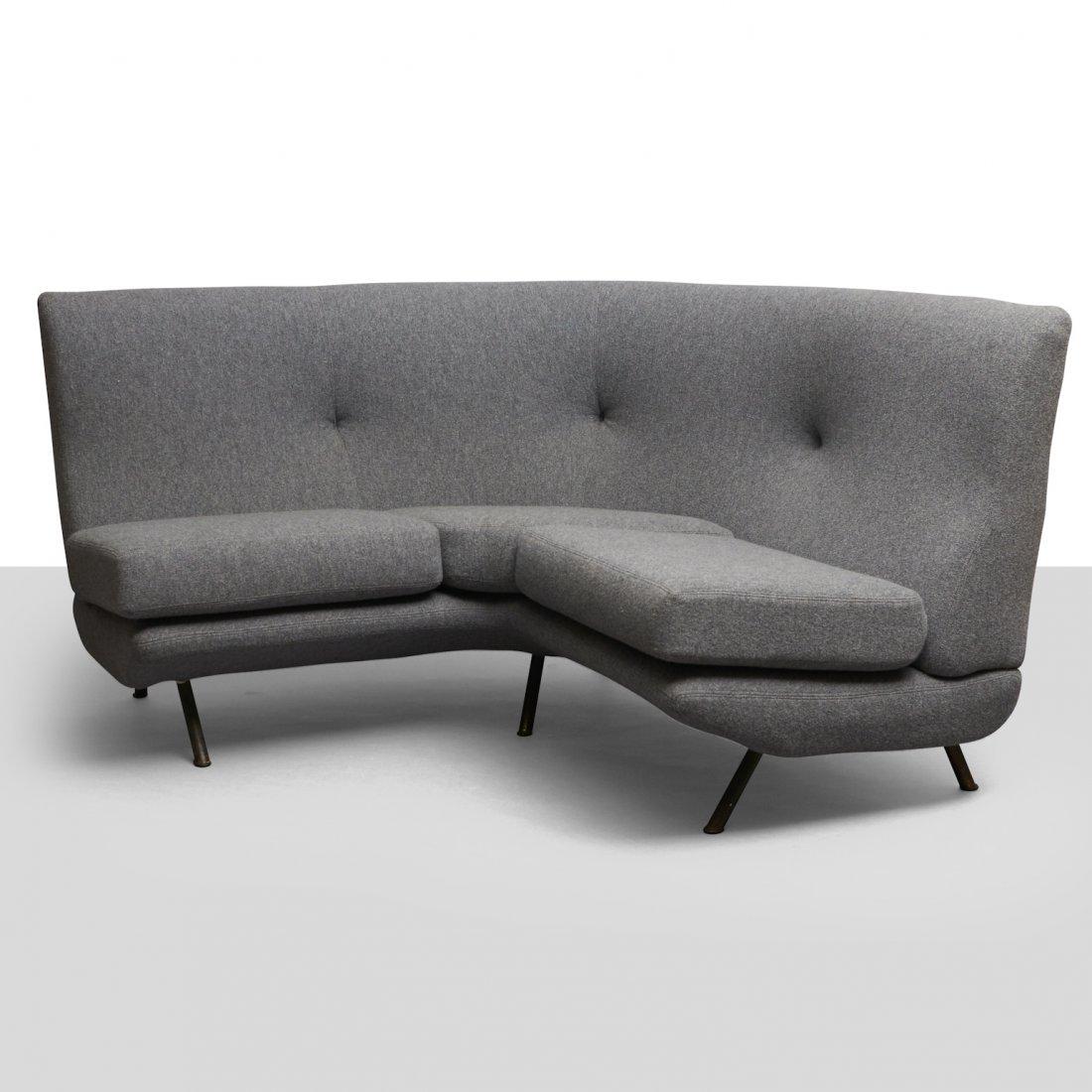 Marco Zanuso, Trianneal Corner Sofa