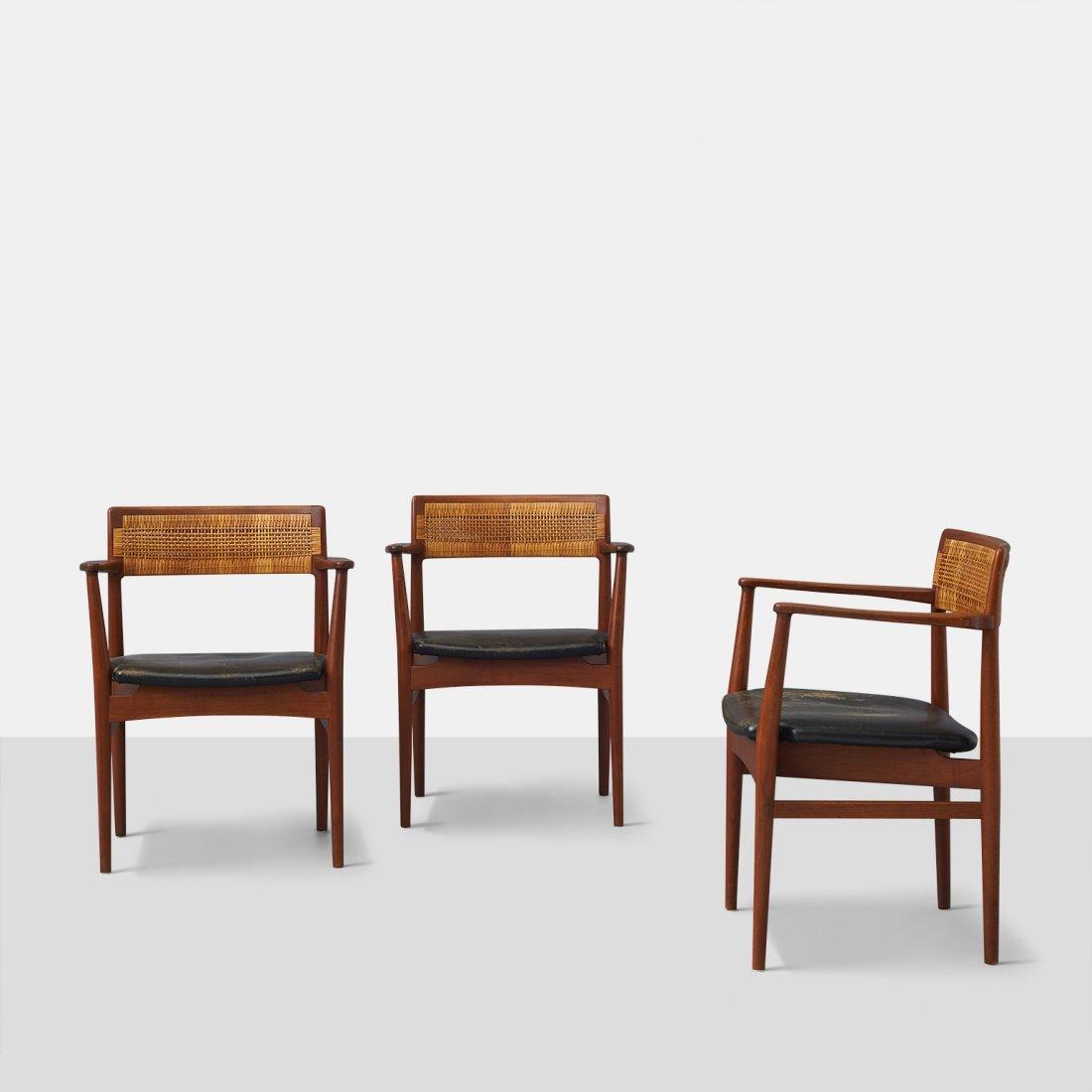 Eric Worts, Trio of W26 Armchairs