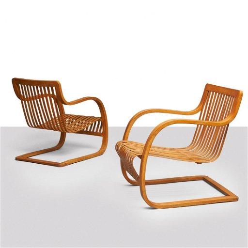 Terrific Charlotte Perriand Lounge Chairs Inzonedesignstudio Interior Chair Design Inzonedesignstudiocom