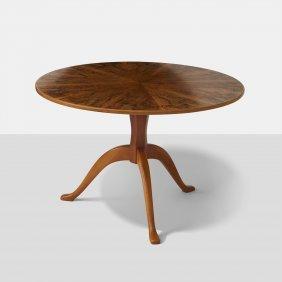 Carl Malmsten, Centerpiece Table