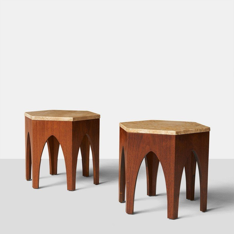 Harvey Probber, Occasional Tables