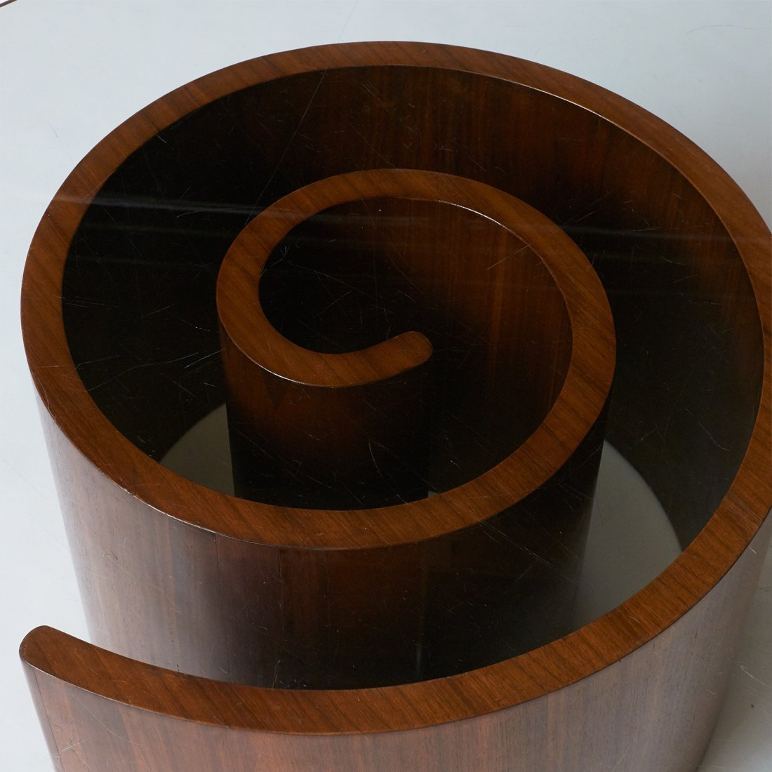 "Vladimir Kagan, ""Snail"" Coffee Table - 2"