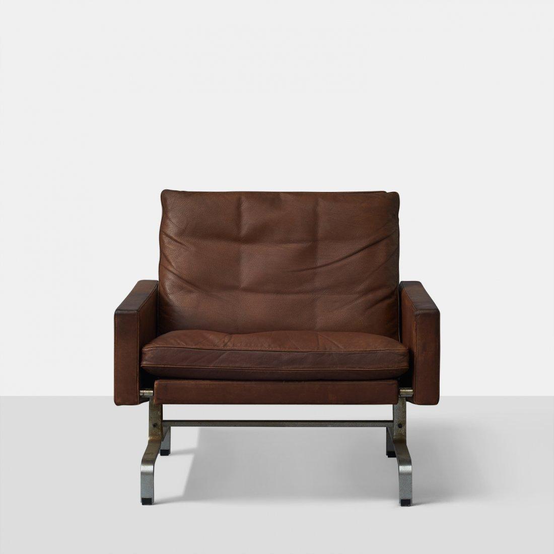 Poul Kjaerholm, PK31 Lounge Chair - 4