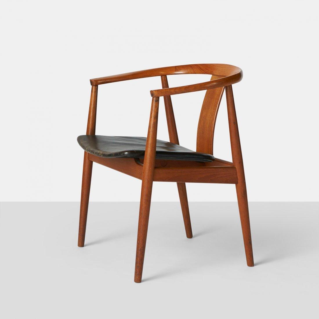 Tove & Edvard Kindt-Larsen, Lounge Chair