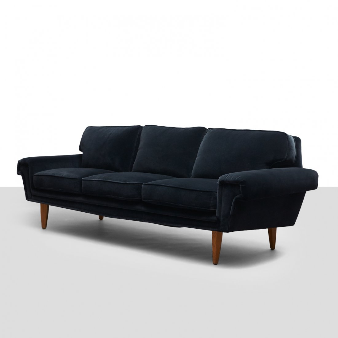 Swedish Design, Three-Seat Sofa
