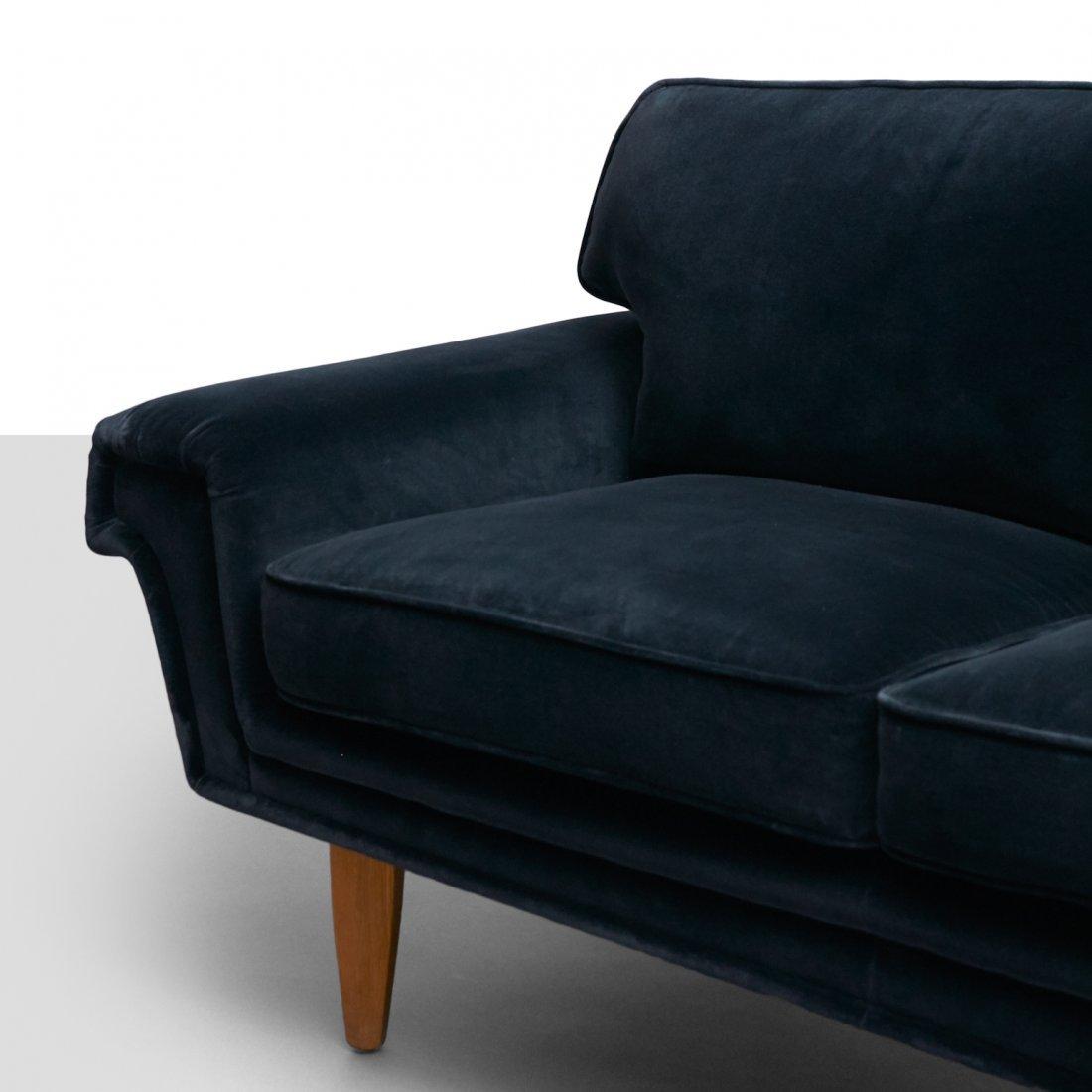 Swedish Design, Three-Seat Sofa - 3