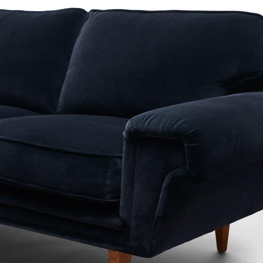 Swedish Design, Three-Seat Sofa - 5