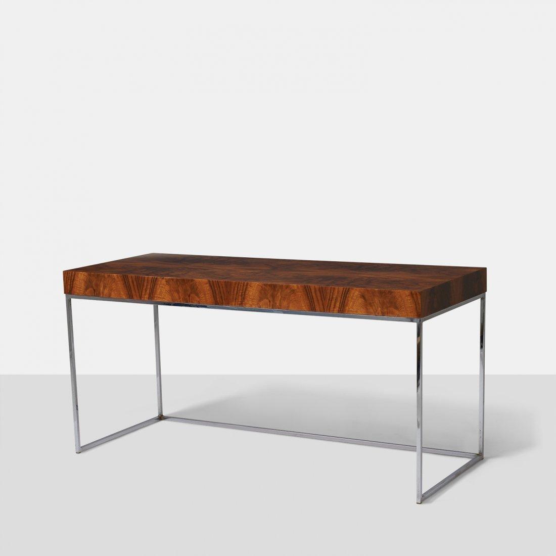 Milo Baughman, Console Table or Writing Desk