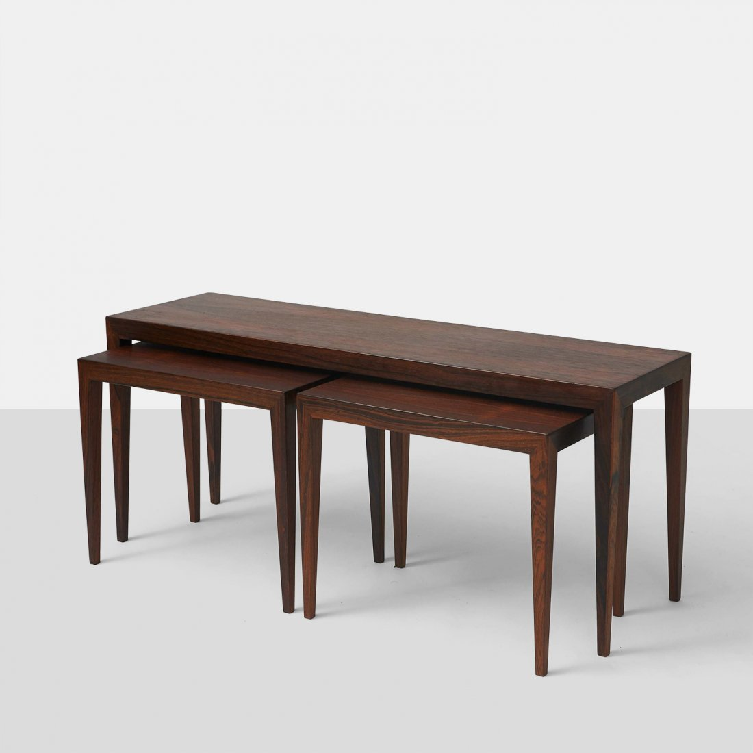 Severin Hansen Jr, Nested Coffee and  End Tables