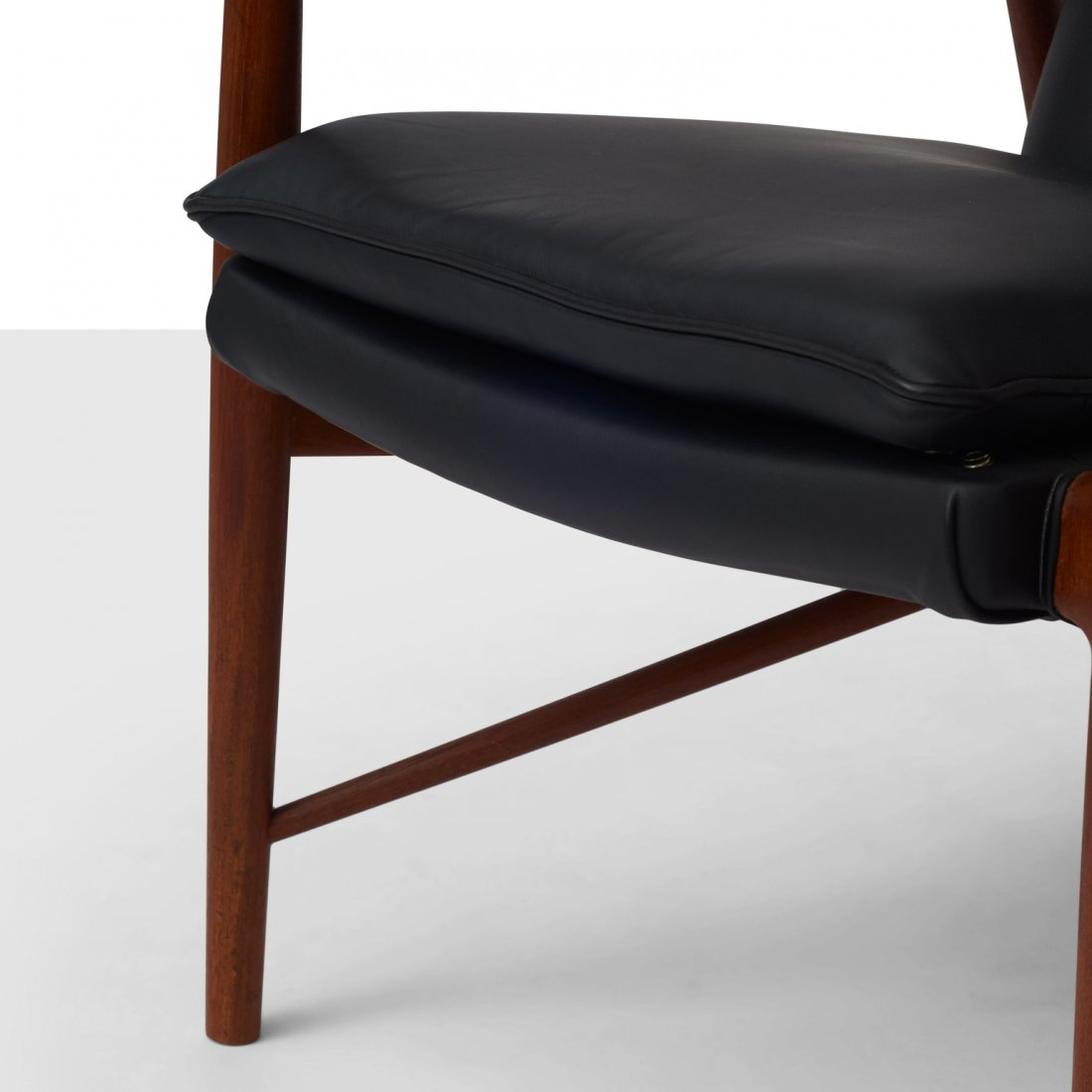 Finn Juhl, Pair of NV45 Chairs for Niels Vodder - 6