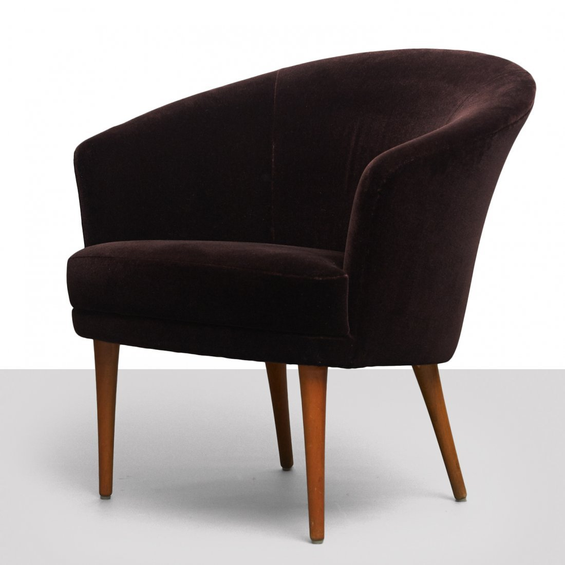Rare Kerstin Horlin-Holmquist Lounge Chair for NK-Triva