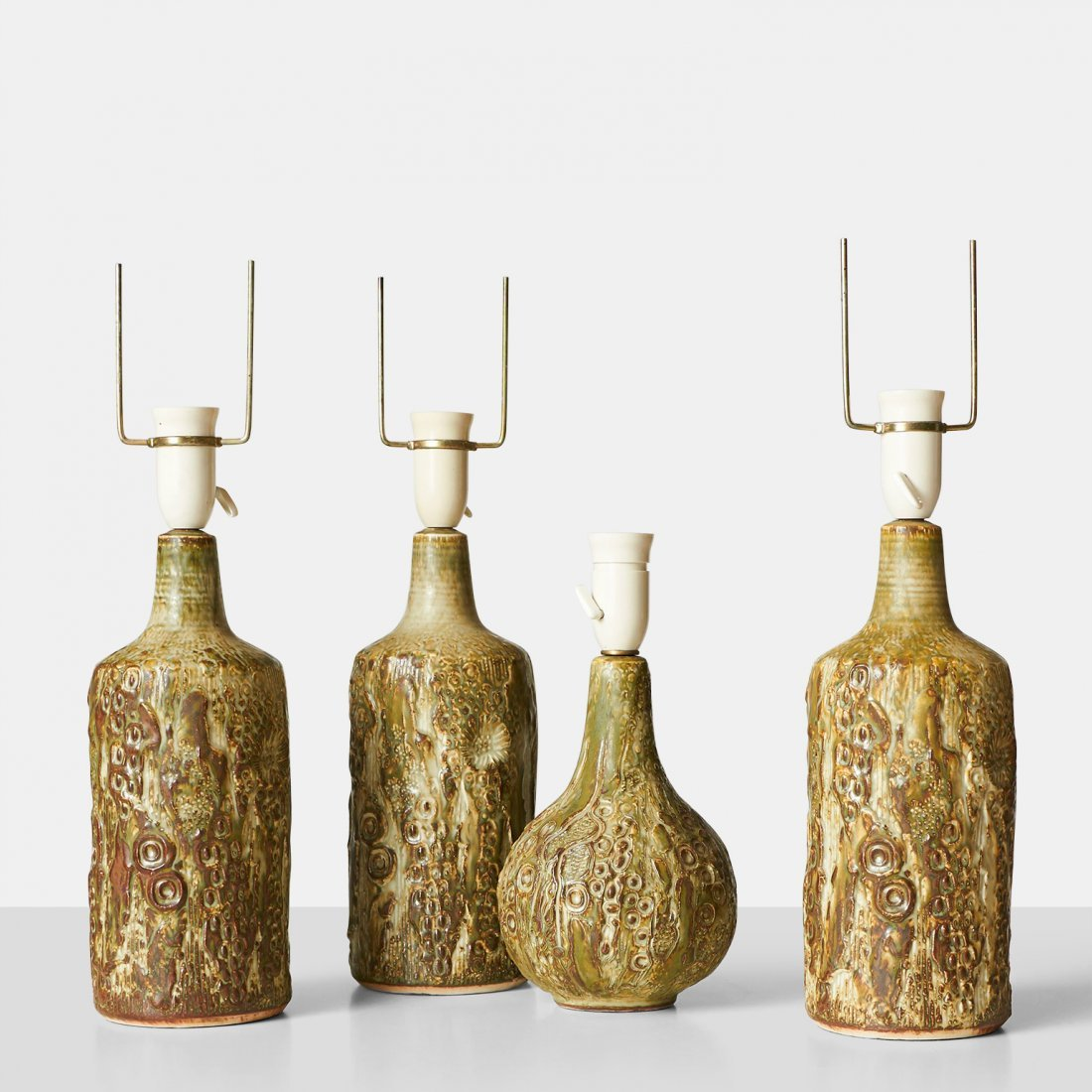 Jorgen Mogensen, Collection of Table Lamps