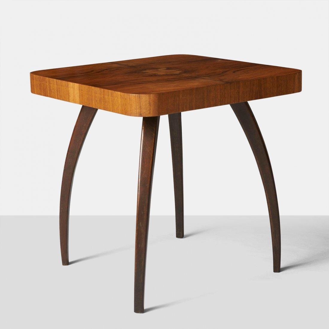 Jindrich Halabala, Side Table