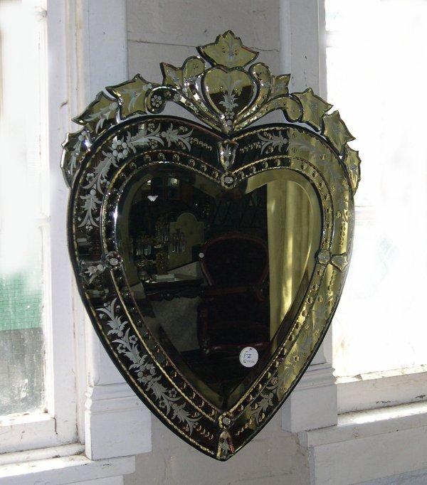 17: Italian Pieced, Notch-Cut and Reverse Mirrors