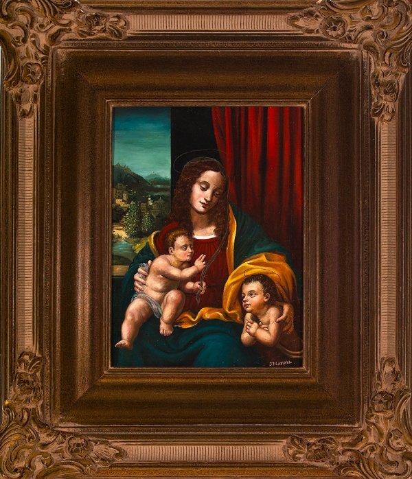 784: After Leonardo da Vinci (Italian, 1452-1519)
