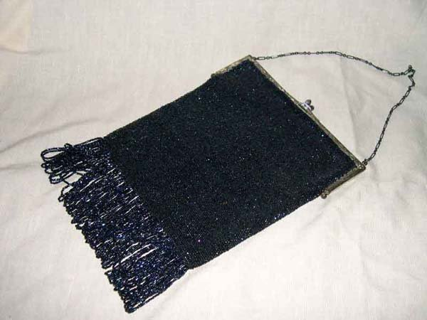796: American Beaded Lady's Evening Bag