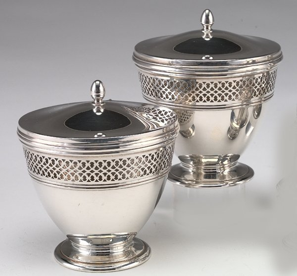 905: Tiffany and Company Sterling Silver Servers
