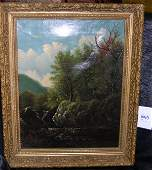 1063: Hudson River School (Late 19th/Early 20th Century