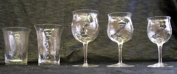 24: Thirty-Seven-Piece Group of Glassware,
