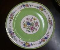 1252: Charles Ahrenfeldt, Limoges, Porcelain Plates