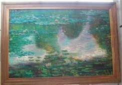 589: Follower of Claude Monet (French, 1840-1926)
