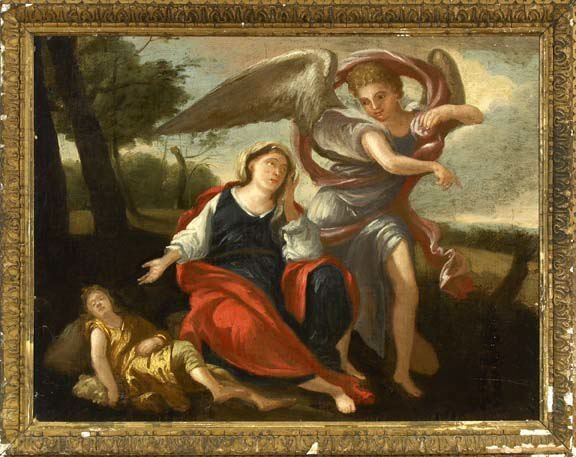 820: Continental School (Late 19th Century)Annunciation
