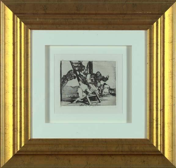 756: After Francisco de Goya (Spanish, 1746-1828)