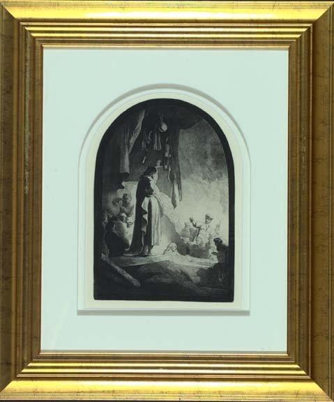 759: After Rembrandt Van Rijn (Dutch, 1606-1669)
