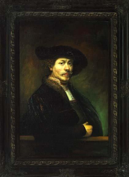 760: After Rembrandt Van Rijn (Dutch, 1606-1669)