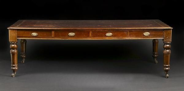 1: William IV Mahogany Conference Table