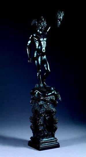 15: After Benvenuto Cellini (Italian, 1500-1571) Bronze