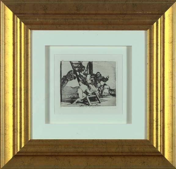 702: After Francisco de Goya (Spanish, 1746-1828)