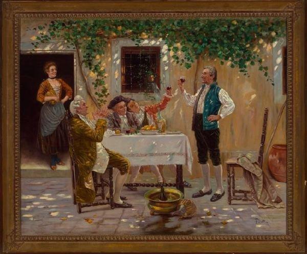 403: F. Ciotta (Italian, 19th Century)