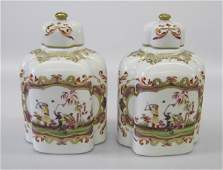 25 EightPiece Collection of Porcelain Items