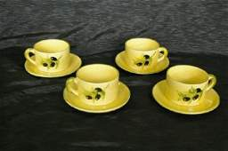 1334 Terre de Provence Porcelain Coffee Service