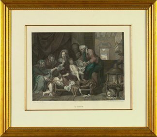 757: After Charles LeBrun (French, 1619-1690)