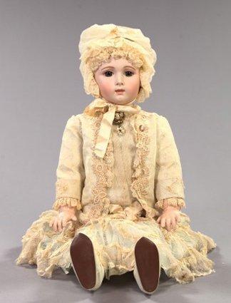 1357: Jumeau Collector's Doll,