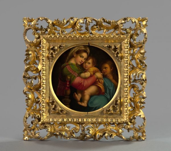 783: After Raphael Urbinas Sanzio (Italian, 1483-1520)
