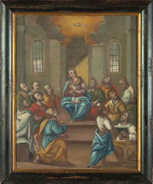 784: Italian School (Late18th/Early 19th Century)