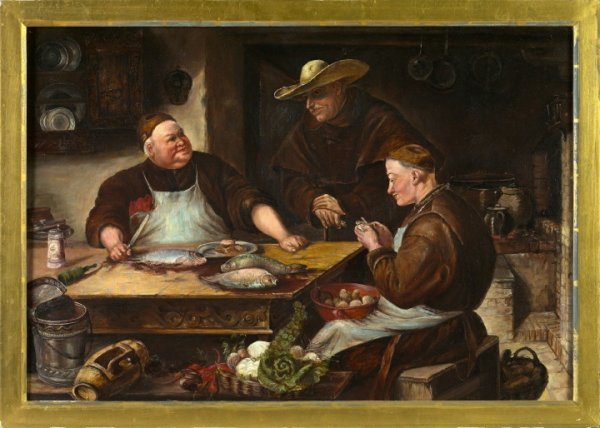 791: Attributed to Adolph Humborg (German, 1847-1931)