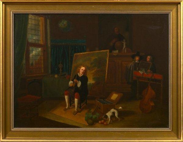 23: Anglo-American School (Third Quarter 19th Century)