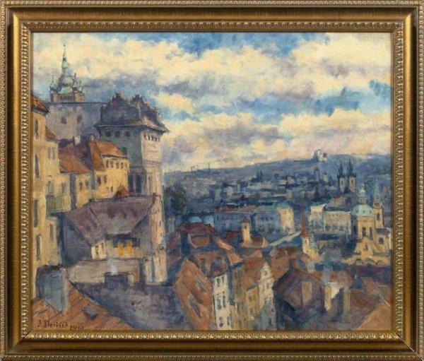 395: Jan Slavicek (Czech Republic, 1900-1970)