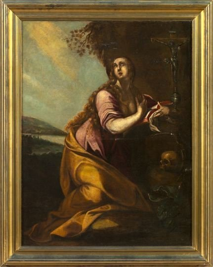 837: Manner of Simon Vouet (French, 1590-1649)