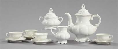 241: Hutschenreuther Porcelain Coffee Service