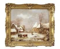 760: Dutch School (Fourth Quarter 19th Century)