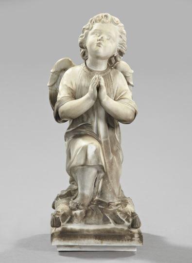 Napoleon III Biscuit Porcelain Figure,